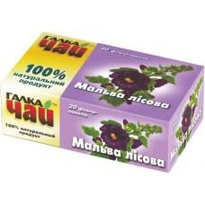 """Чай """"Мальва лісова"""" ТМ """"Галка Чай"""" (20 пакетів)"""