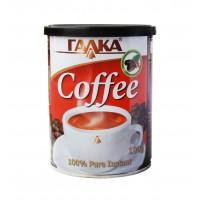 Кава розчинна порошкоподібна 100 г (метал. банка)