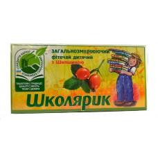 """Чай """"Школярик"""" ТМ """"Чиста флора"""" (20 пакетів)"""