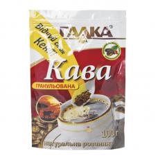 Кава розчинна гранульована 100 г (дой-пак)