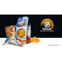 """Lacorn"" кукурудзяні пластівці класичні 500 г (пакет)"