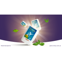 Стевія органічний замінник цукру (блістер) 18 г
