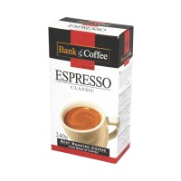 """Еспрессо Класік"" кава мелена 240 г (вакуум-пакет)"