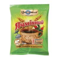 """""""Ячмінний"""" напій мелений 200 г (пакет)"""